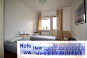 Makuuhuone 1 | Kaironkatu 4, Arabianranta, Helsinki