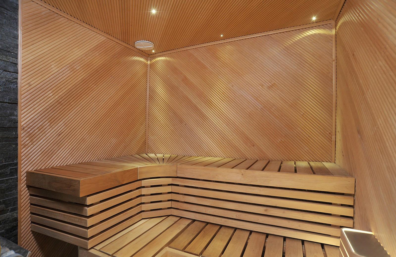 Premium asunto, Siltasaarenkärki 1, Helsinki | Saunaosasto