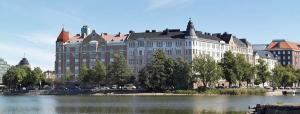 Premium asunto, Siltasaarenkärki 1, Helsinki | Ulkonäkymä