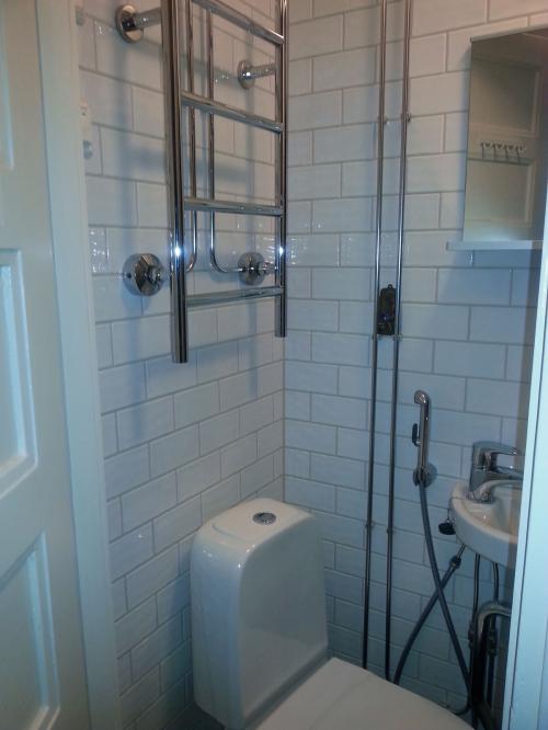 WC-tila | Vilhonvuorenkuja 6 | Kalustettu asunto