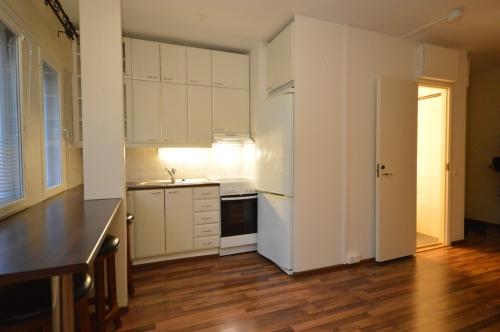 Kalustettu asunto | Keittiö | Lähderanta 22, Espoo