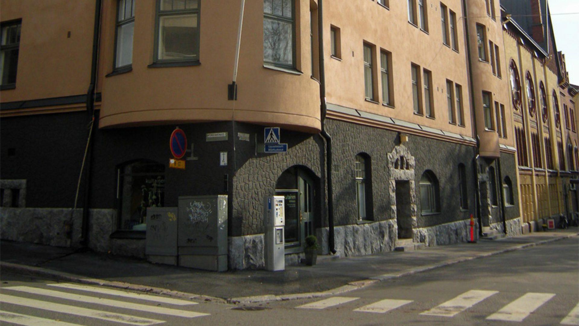 Helsingin Huoneistorinki Oy