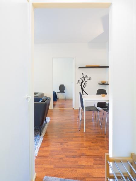 Kalustettu asunto | Olohuone | Kustaankatu 3, Kallio, Helsinki