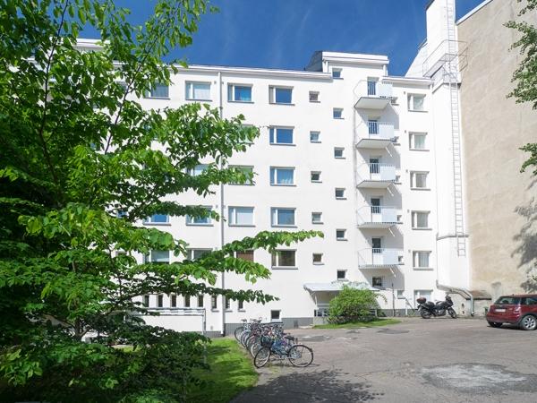 Kalustettu asunto | Ulkokuva | Kustaankatu 3, Kallio, Helsinki