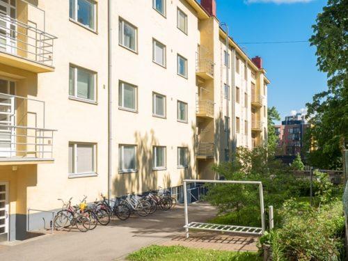 Kalustettu asunto   Saimaankatu 3, Alppila, Helsinki