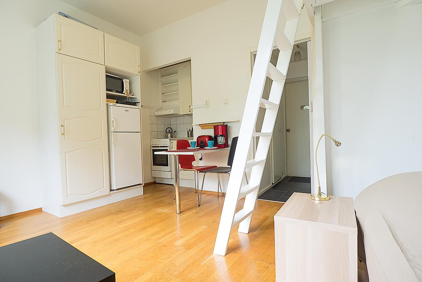 Kalustettu asunto | Saimaankatu 3, Alppila, Helsinki